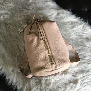 Aimee Kestenberg Blush Tamitha Leather Backpack